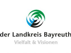 Das Logo des Landkreis Bayreuth, Vielfalt und Visionen
