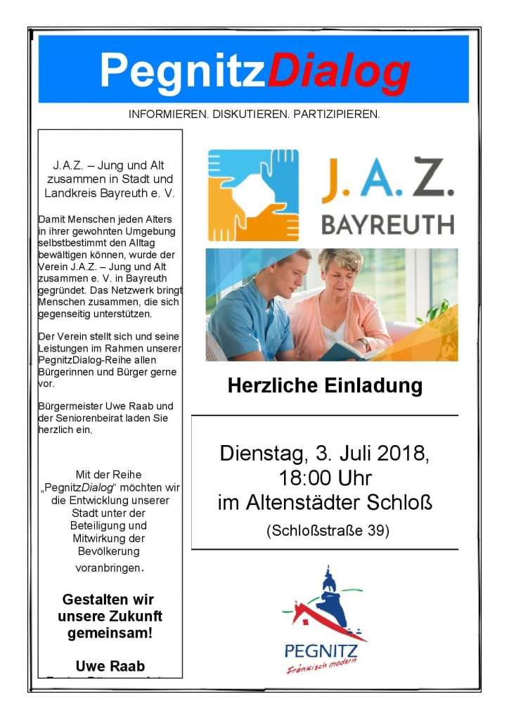 J.A.Z. Bayreuth   News, Informationen und Aktuelles